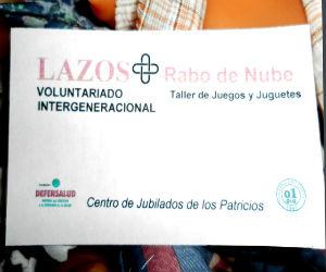 Relanzamiento Voluntariado Intergeneracional – Lazos