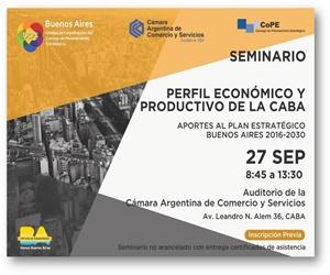 Seminario: Perfil Económico y Productivo de la C.A.B.A.