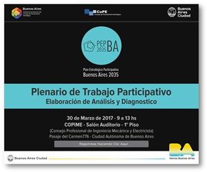 Nueva reunión plenaria participativa inter dimensiones del CoPE